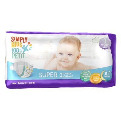 Diapers - Size 1