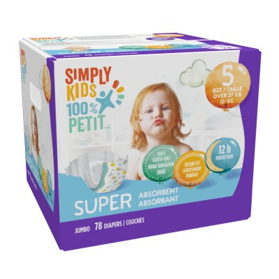 Diapers - Size 5 - Box