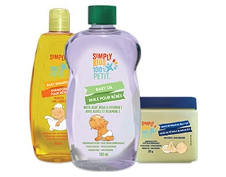 Simply kids Baby Toiletries