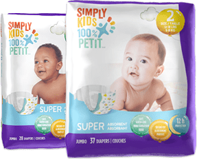 Simply kids Baby Diapers